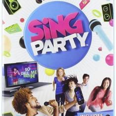 Sing Party With Wired Microphone Nintendo Wii U - Jocuri WII U