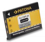PATONA   Acumulator pt CASIO EXILIM NP-20 NP20 Li-Ion NP 20  baterie 600mAh