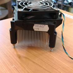 Cooler Ventilator HP Compaq DX6100 Heatsink Fan Socket 775 365572-001 (40582), Pentru procesoare
