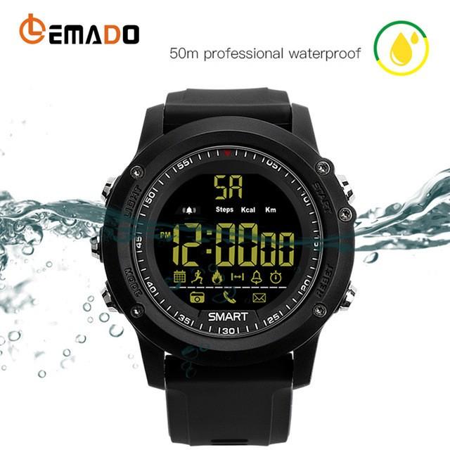 Sport Smartwatch Ceas Inteligent EX17, 50M-IP67 Water-Resist ,Shock Resist,Noi