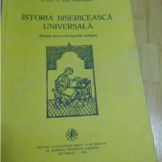 Istoria bisericeasca universala: pentru Seminariile teologice / Ioan Ramureanu