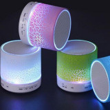 Boxa Portabila Mini Speaker, Interfata Wireless Bluetooth, MP3 si Radio FM