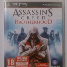 Joc Assassins's Creed Brotherhood Playstation 3 PS3, Ubisoft