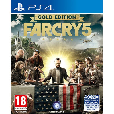 Far Cry 5 Gold Edition Ps4 foto