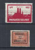 BAYERN, BRUXELLES – TIMBRE VECHI, PT1