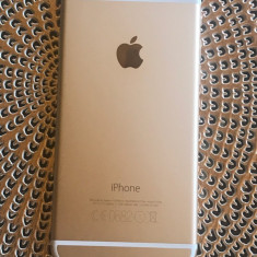 iPhone 6 Apple Gold 16 Gb, Auriu, Orange