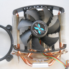 Cooler CPU Zalman CNPS5X Performa socket universal. - Cooler PC Zalman, Pentru procesoare