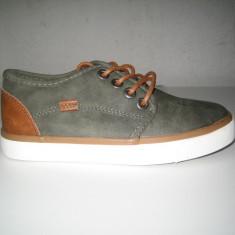 Pantofi sport copii unisex WINK;cod FB7A339-2;marime:30-35 - Adidasi copii Wink, Marime: 31, 32, 34, Culoare: Khaki, Piele sintetica