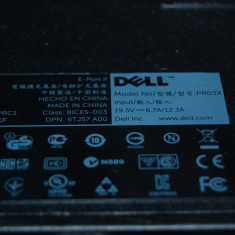 Dock Dell PROX3 E-Port Replicator with USB 3.0 - Docking station