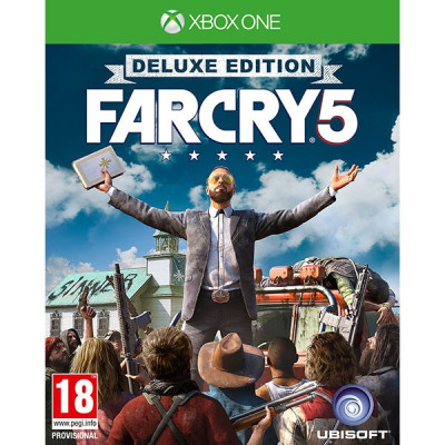 Far Cry 5 Deluxe Edition Xbox One foto