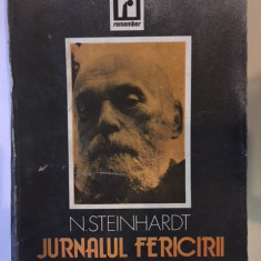 Nicolae Steinhardt, Jurnalul fericirii Editura Dacia