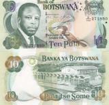 Botswana 10 Pula 2007 UNC