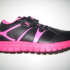 Pantofi sport fetite WINK;cod FB7A657-3;marime:28-34 - Adidasi copii Wink, Marime: 31, 32, 33, Culoare: Fuchsia, Fete, Piele sintetica