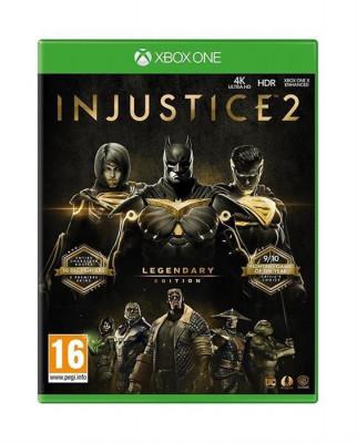 Injustice 2 Legendary Edition Xbox One foto