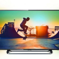 Televizor LED Philips 109 cm (43inch) 43PUS6262/12, Ultra HD 4K, Smart TV, Ambilight, WiFi, CI+, 108 cm