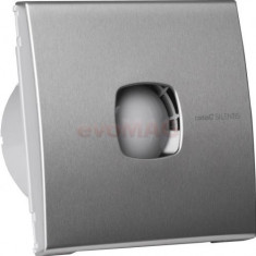 Ventilator baie axial CATA SILENTIS 10, 15W (Inox) - Cooler PC