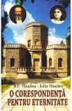O corespondenta pentru eternitate - B.P. Hasdeu, Iulia Hasdeu