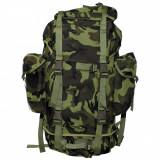 Rucsac MFH BW Combat Camuflaj M 95 CZ Camo 65L 30253J, 25 L