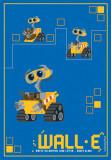 Covor Disney Kids Wall-E Blue, Imprimat Digital