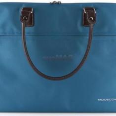 Geanta Laptop MODECOM Charlton 15.6inch (Albastra)