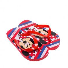 Papuci copii Disney 2 rosii