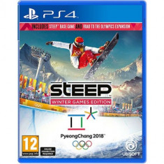 Steep Winter Games Edition (PS4) - Jocuri PS4
