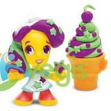 Play-Doh town, Ice cream girl. Plastilina, Fata cu inghetata