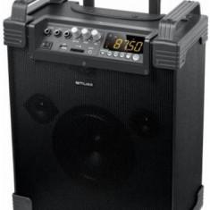 Boxa Portabila Muse M-1910 T, 100 W, Bluetooth, USB, Card SD (Negru)