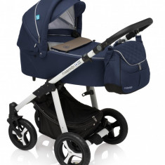 Carucior Multifunctional 2in1 Baby Design Lupo Comfort 03 Navy 2017 - Carucior copii 2 in 1