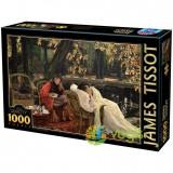 Puzzle 1000 James Tissot - A Convalescent