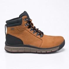 Clarks - Pantofi Edlund Lo GTX - Ghete barbati