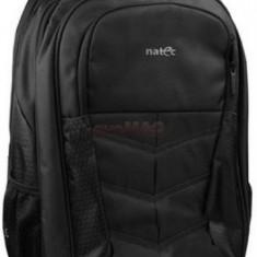 Rucsac Laptop Natec Camel 2 15.6inch (Negru) - Geanta laptop