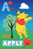 Covor Disney Kids Winnie The Pooh & Apple, Imprimat Digital