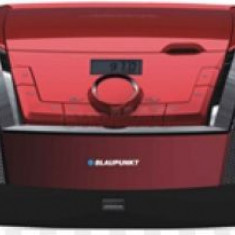 Microsistem audio Blaupunkt Boombox BB12BK, CD Player cu MP3, USB (Rosu)
