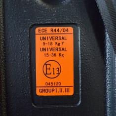 Scaun auto 9-36 kg Cangaroo Orion Blue - Scaun auto copii