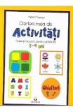 Cartea mea de activitati 3-4 ani - Mara Neacsu, Clasa pregatitoare
