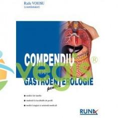 Compendiu De Gastroenterologie - Radu Voiosu - Carte Gastroenterologie