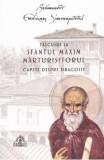 Talcuire la Sfantul Maxim Marturisitorul. Capete despre dragoste - Emilianos Simonopetritul