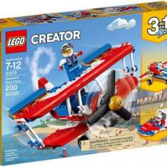 LEGO® Creator Avionul de acrobatii 31076