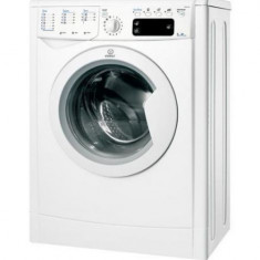 Masina de spalat rufe Indesit IWSE 61251 C ECO, 1200 RPM, 6 kg, Clasa A+ (Alb)