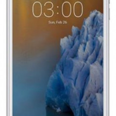 Telefon Mobil Nokia 3, Procesor Quad Core 1.3 GHz, IPS LCD 5.0inch, 2GB RAM, 16GB Flash, 8MP, Wi-Fi, 4G, Dual Sim, Android (Argintiu) - Telefon Nokia