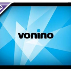 Tableta Vonino Magnet W10, Procesor Quad Core 1.3GHz, IPS Capacitive touchscreen 10.1inch, 2GB, 16GB Flash, 3.2 MP, Wi-Fi, Android (Albastru inchis)