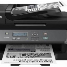 Multifunctional Epson WorkForce M200, A4, 34 ppm, Retea - Multifunctionala