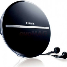 MP3 Player cu CD Philips EXP2546 (Negru) - Mp4 playere