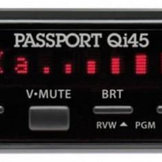 Detector radar Escort Passport QI 45 Eu, GaAs FET VCO, Modular, GPS, VG-2 (Negru)