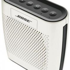 Boxa Portabila Bose Soundlink, Bluetooth (Alb)