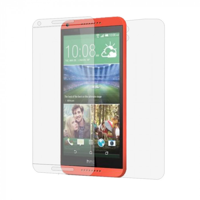 Folie de protectie Clasic Smart Protection HTC Desire 816