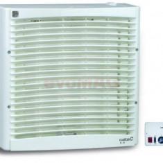 Ventilator axial reglabil CATA B-30 RA, 90W (Alb) - Ventilator baie