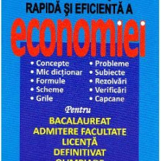 Metoda de invatare rapida si eficienta a economiei - Constatin Gogoneata