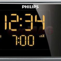 Radio cu ceas Philips AJ3551 (Negru)